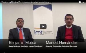 Vocalcom y Netcloud Services anuncian alianza estratégica