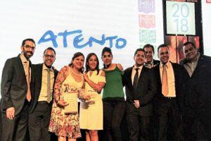 Atento México reconocida como una de las mejores empresas para trabajar