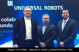 Universal Robotsdemocratización robótica, industria 5.0