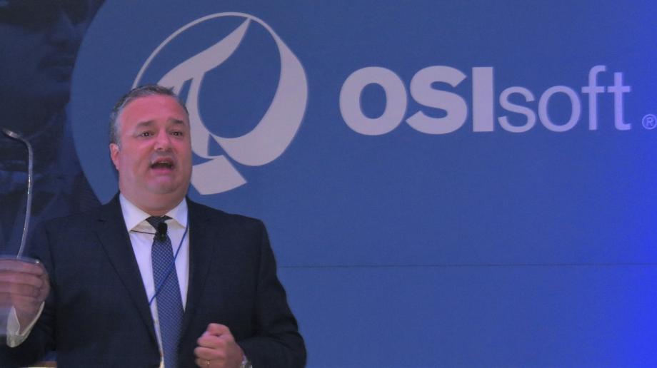 Javier Barella, Director de Negocios de OSIsoft