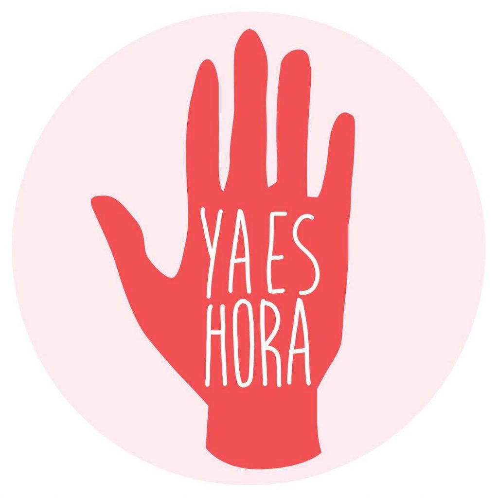 Logo de #YaEsHora
