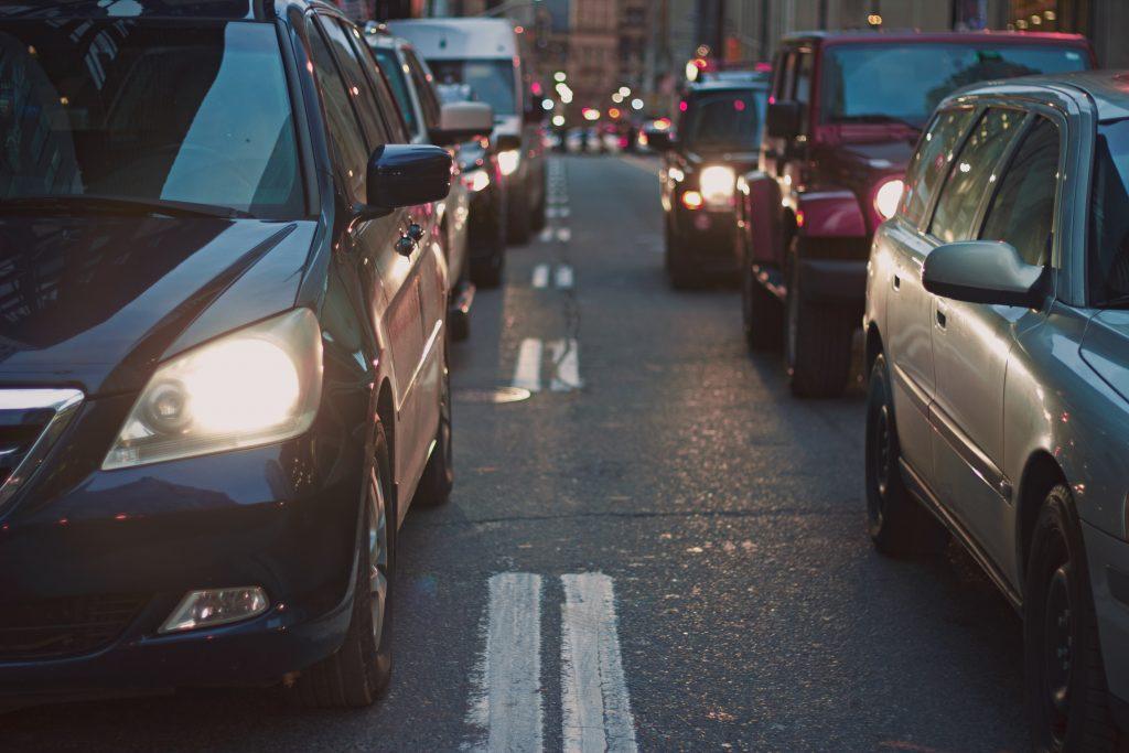 Disminución del tráfico para el medio ambiente