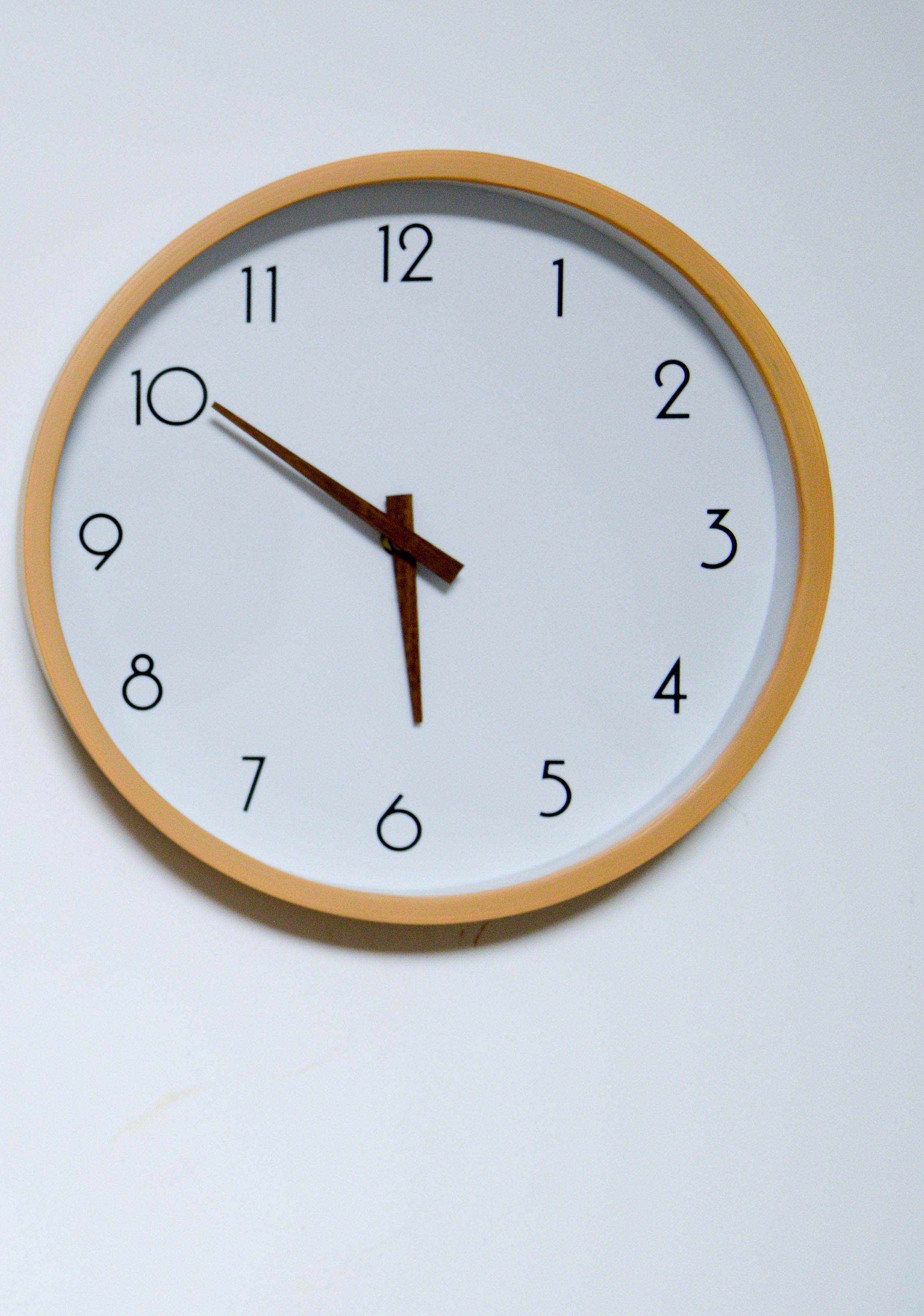 Horarios flexibles en el trabajo